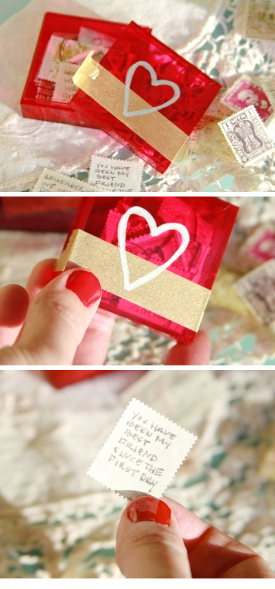 40 Diy Valentine S Day Gifts For Him Page 38 Foliver Blog
