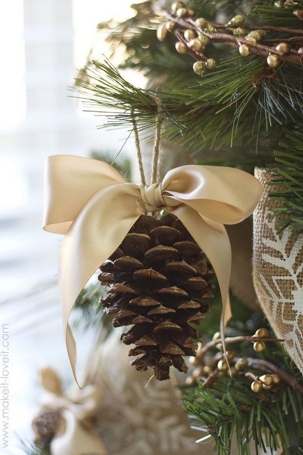 5 Adorable DIY Pine Cone Crafts