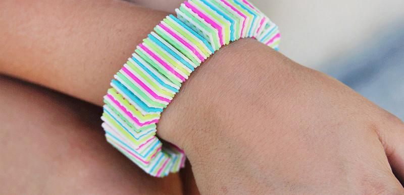50 Plastic Canvas Bracelet