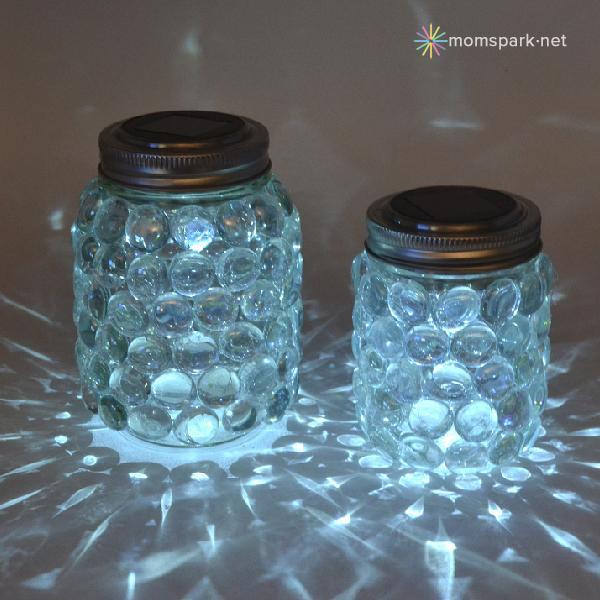 53 Mason Jar Luminaries