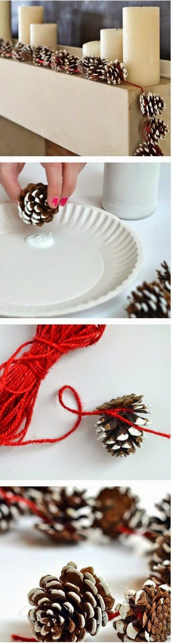 7 Adorable DIY Pine Cone Crafts