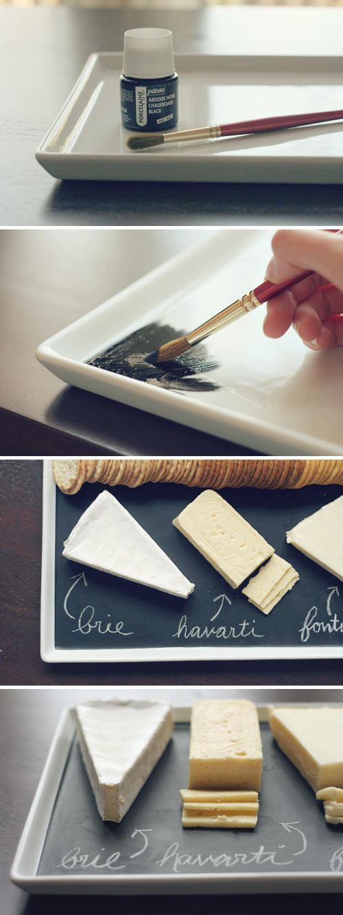 7 DIY Chalkboard Paint Ideas  and  Tutorials