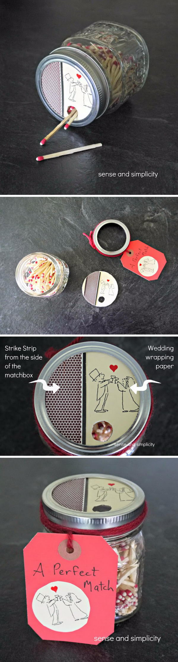 7 DIY Valentines Day Gifts for Him