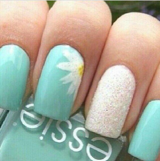 1 Spring Nail Art Designs