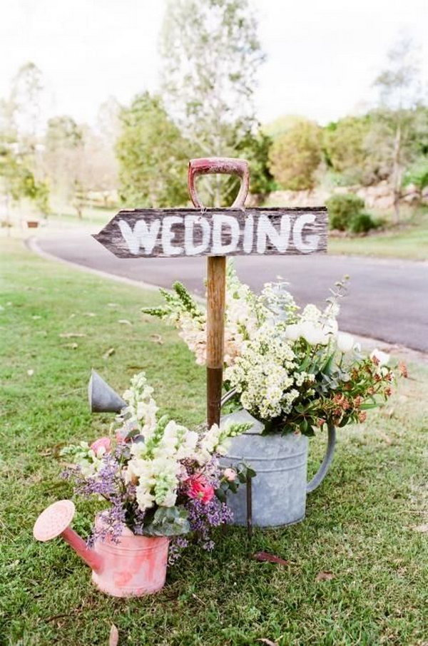 11 Beautiful Rustic Wedding Ideas