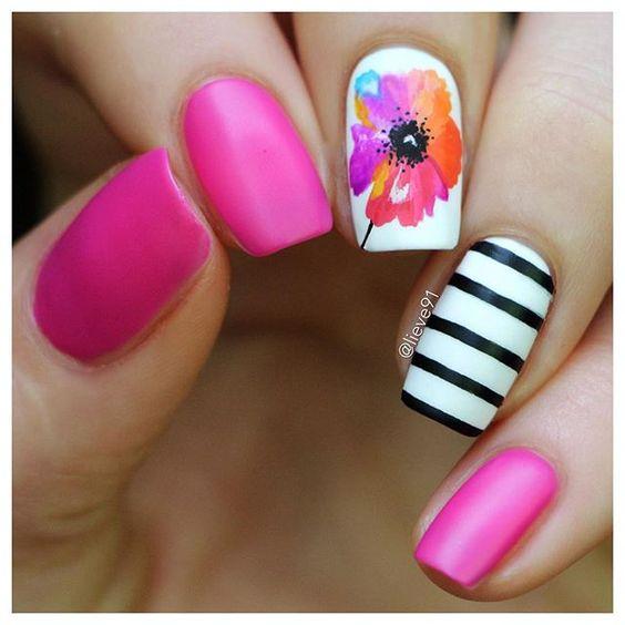 11 Spring Nail Art Designs