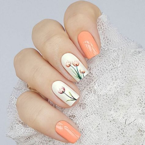 12 Spring Nail Art Designs