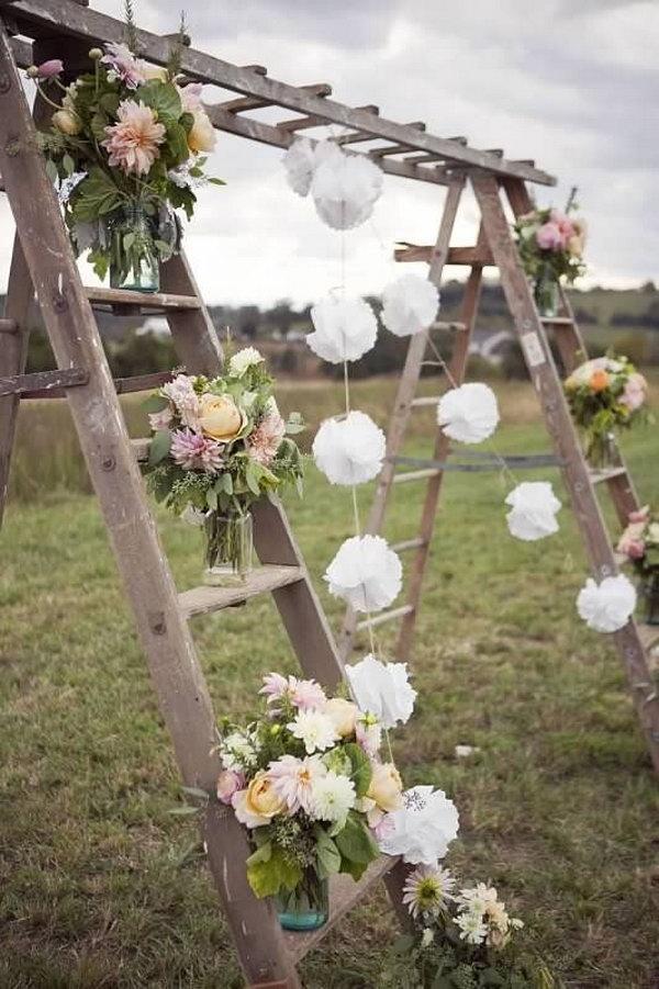 16 Beautiful Rustic Wedding Ideas