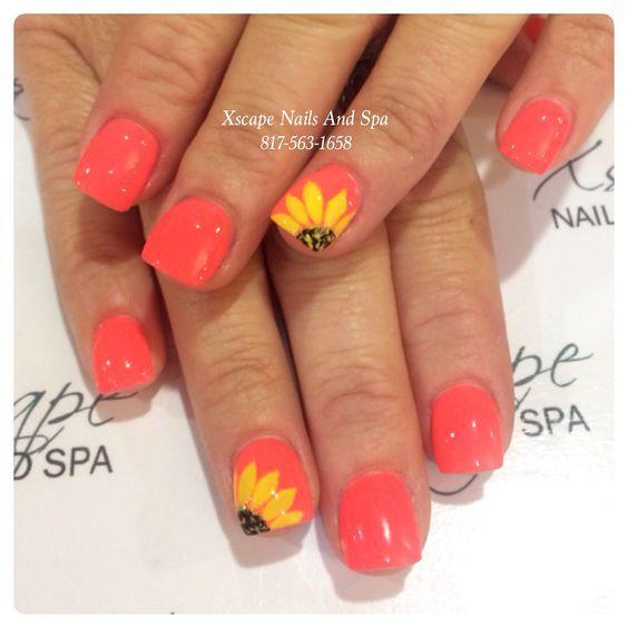16 Spring Nail Art Designs