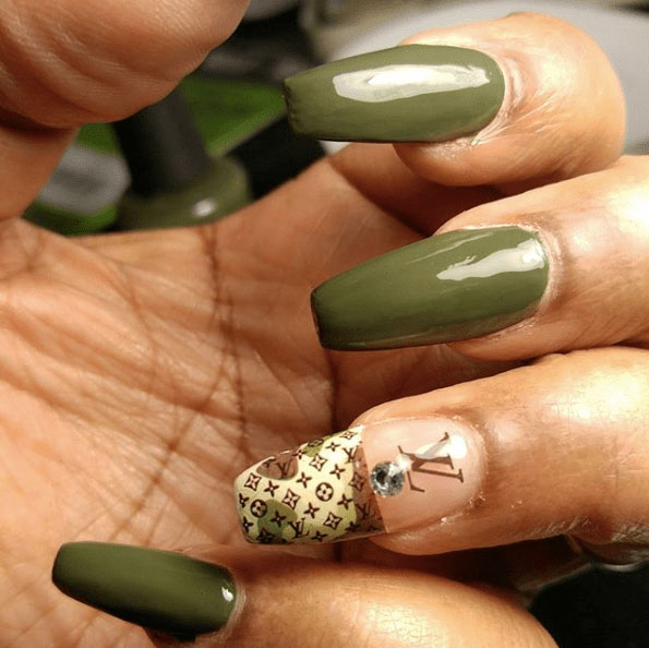 31 Camouflage Nail Designs Page 18 Foliver Blog