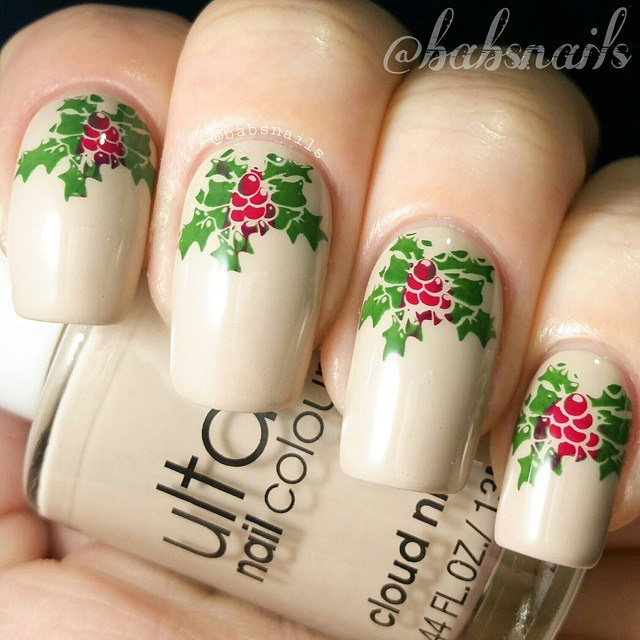 18 Christmas 2018 Mani Ideas