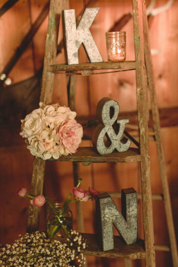 19 Beautiful Rustic Wedding Ideas