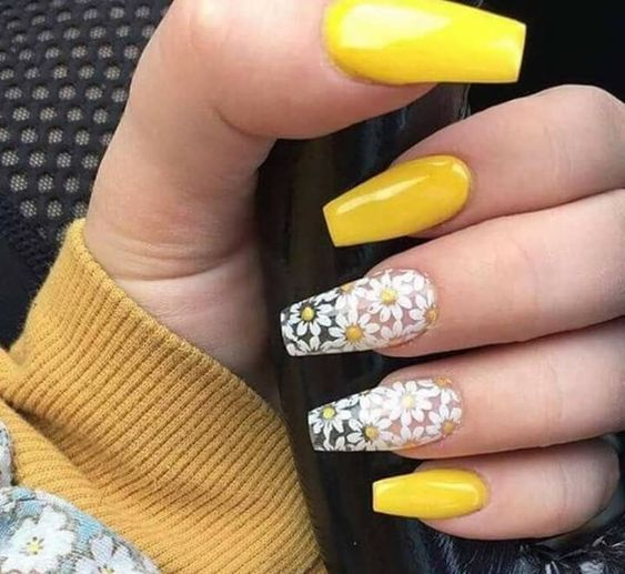 19 Spring Nail Art Designs