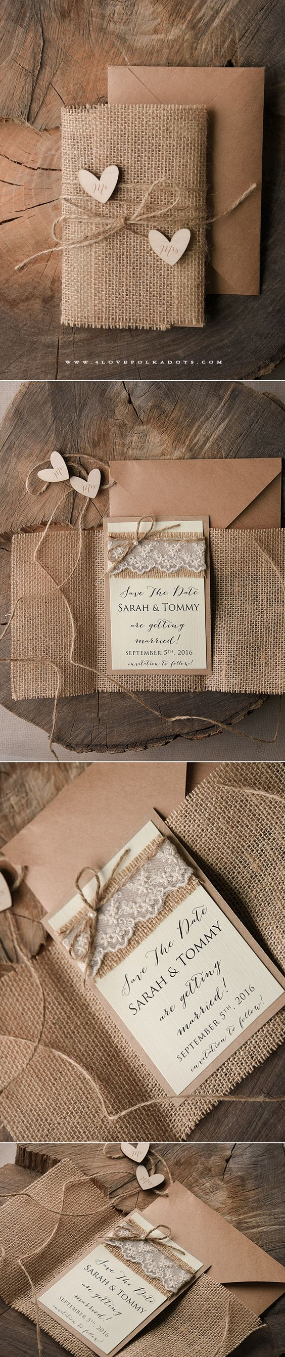2 Beautiful Rustic Wedding Ideas