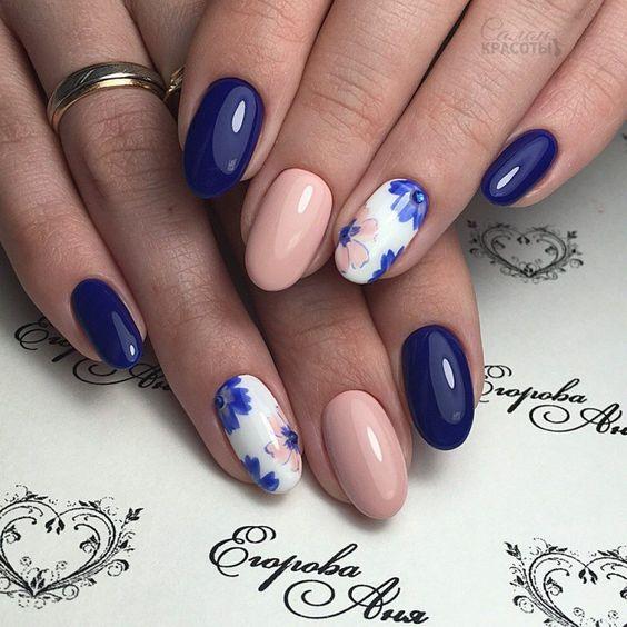 2 Spring Nail Art Designs