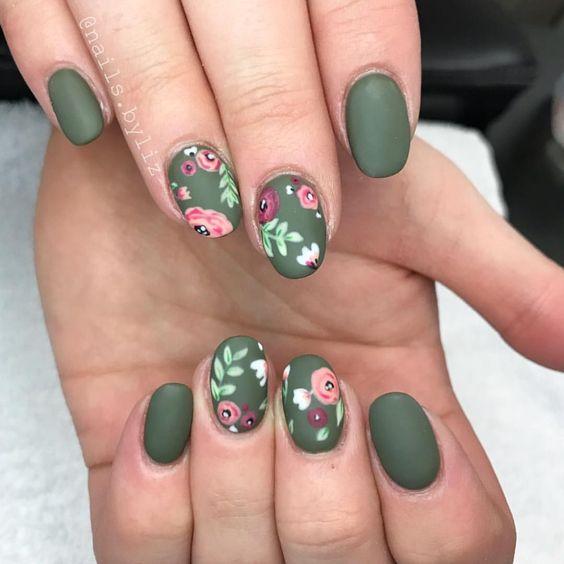 20 Spring Nail Art Designs