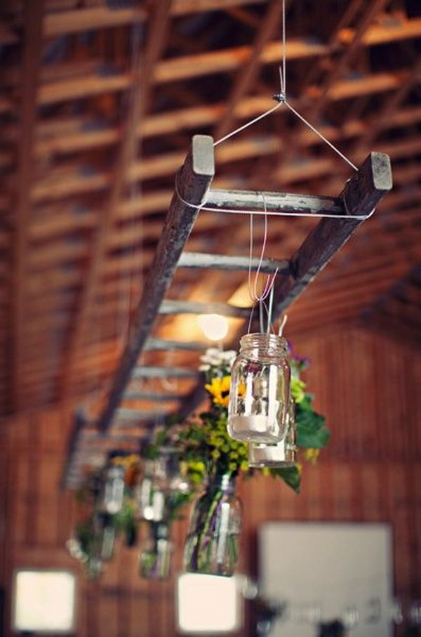 21 Beautiful Rustic Wedding Ideas