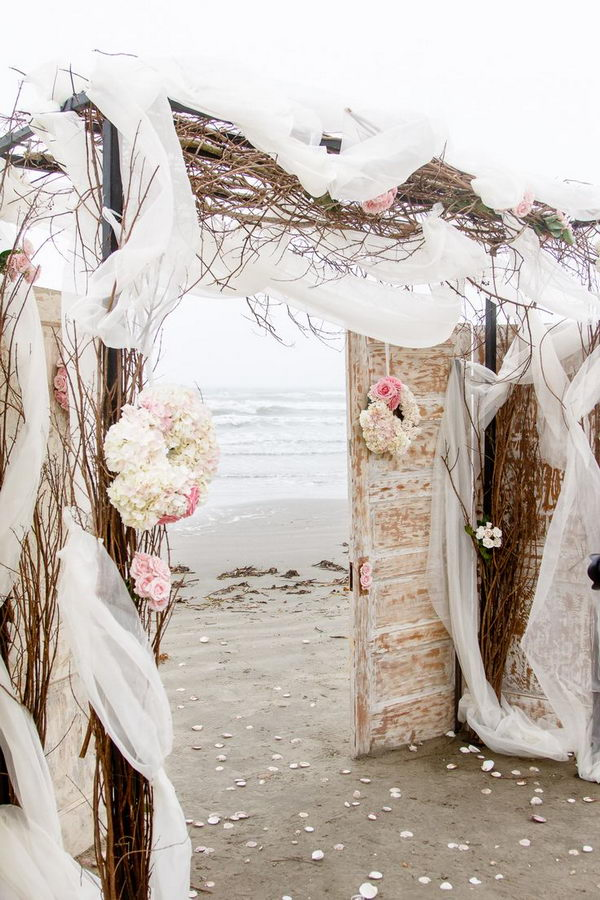 22 Beautiful Rustic Wedding Ideas
