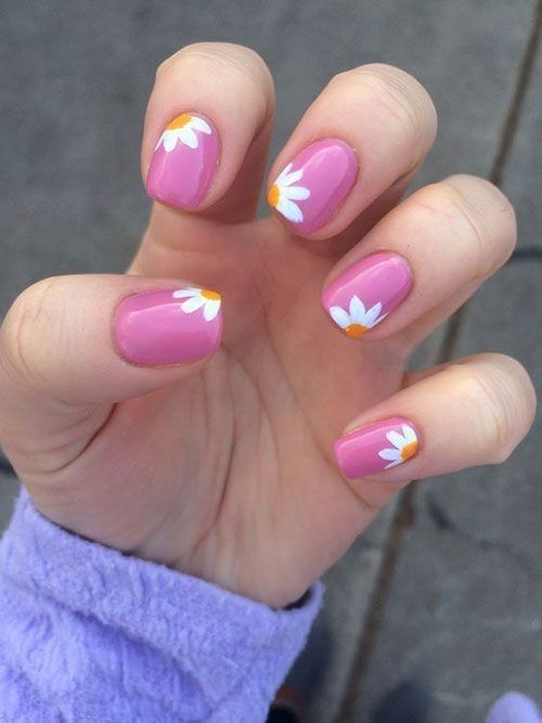 22 Spring Nail Art Designs