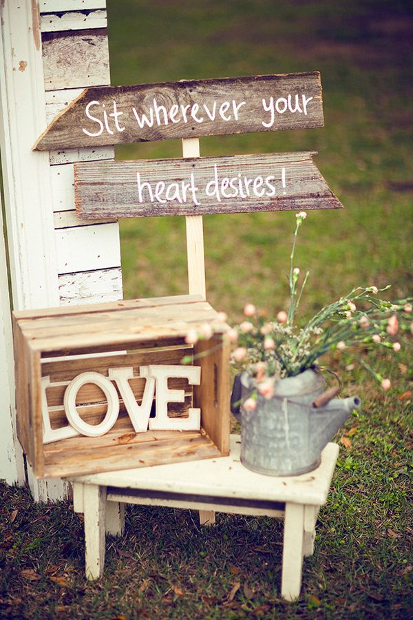 23 Beautiful Rustic Wedding Ideas