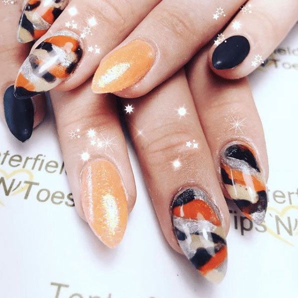 31 Camouflage Nail Designs Page 24 Foliver Blog