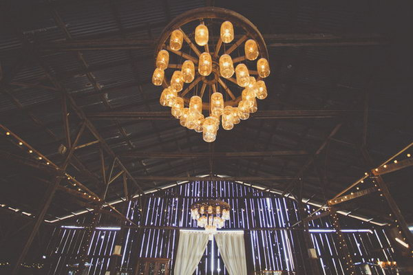 25 Beautiful Rustic Wedding Ideas
