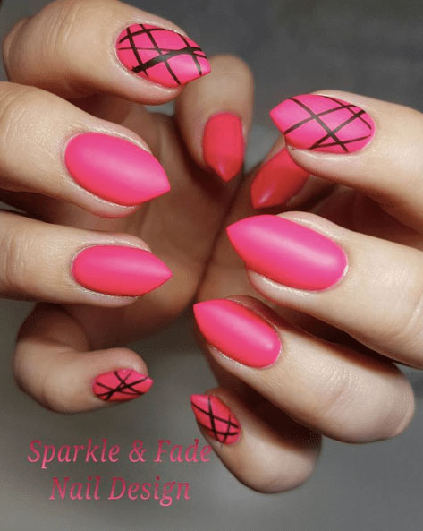 31 Looks: Pretty Pink Nail Inspiration – Page 26 – Foliver blog