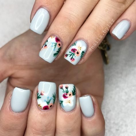 26 Spring Nail Art Designs