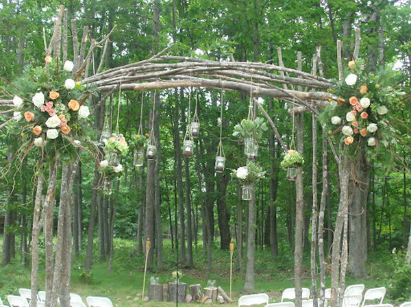 27 Beautiful Rustic Wedding Ideas
