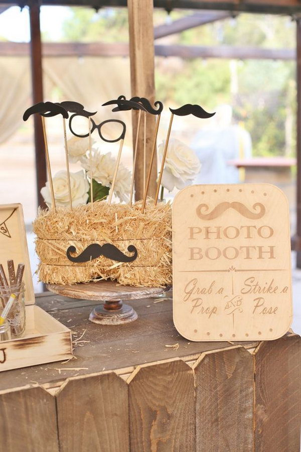 28 Beautiful Rustic Wedding Ideas