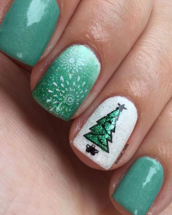 3 Christmas 2018 Mani Ideas