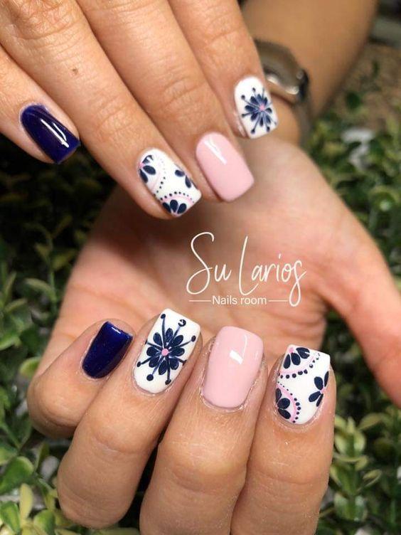 30 Spring Nail Art Designs