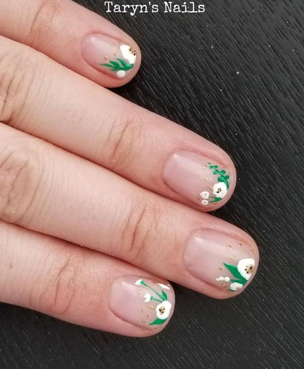 31 Spring Nail Art Designs