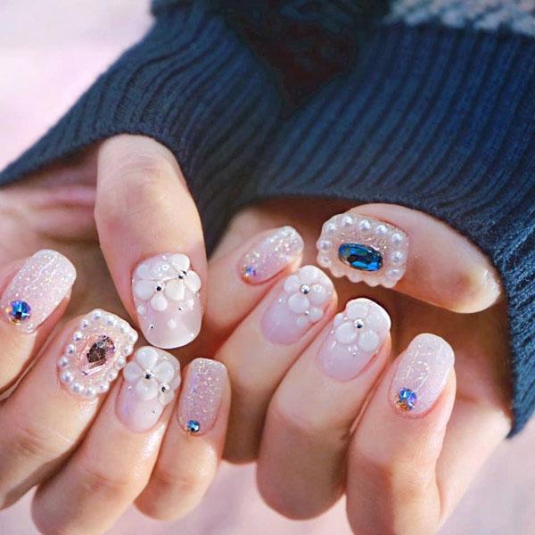 32 Spring Nail Art Designs