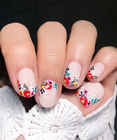 35 Spring Nail Art Designs