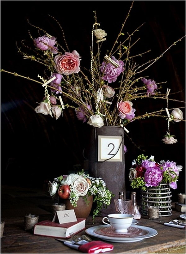 36 Beautiful Rustic Wedding Ideas