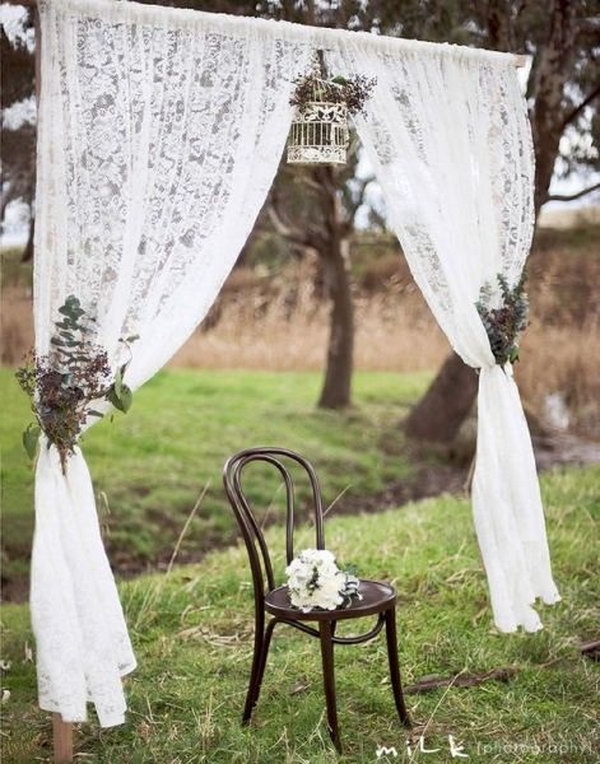 37 Beautiful Rustic Wedding Ideas
