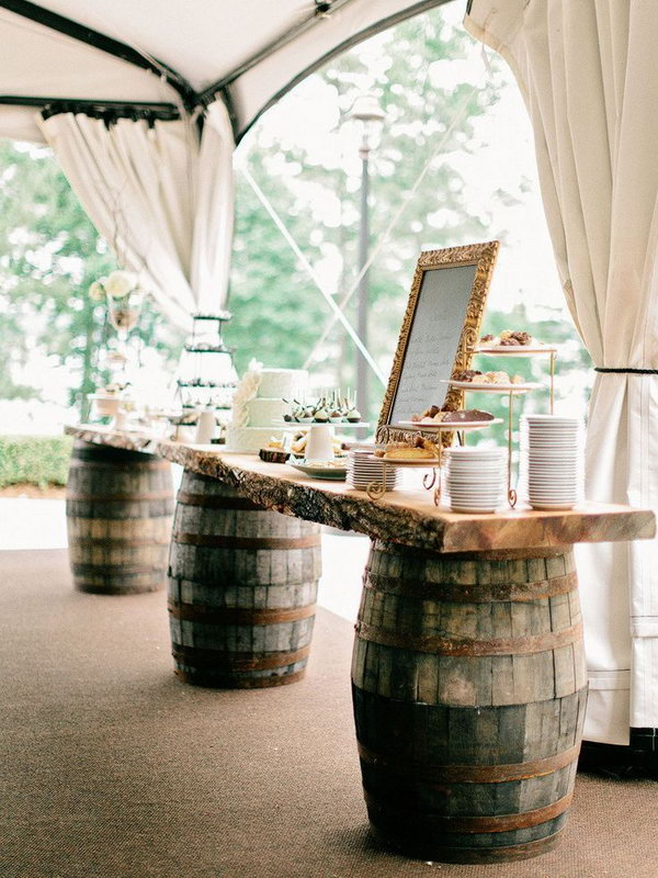 38 Beautiful Rustic Wedding Ideas