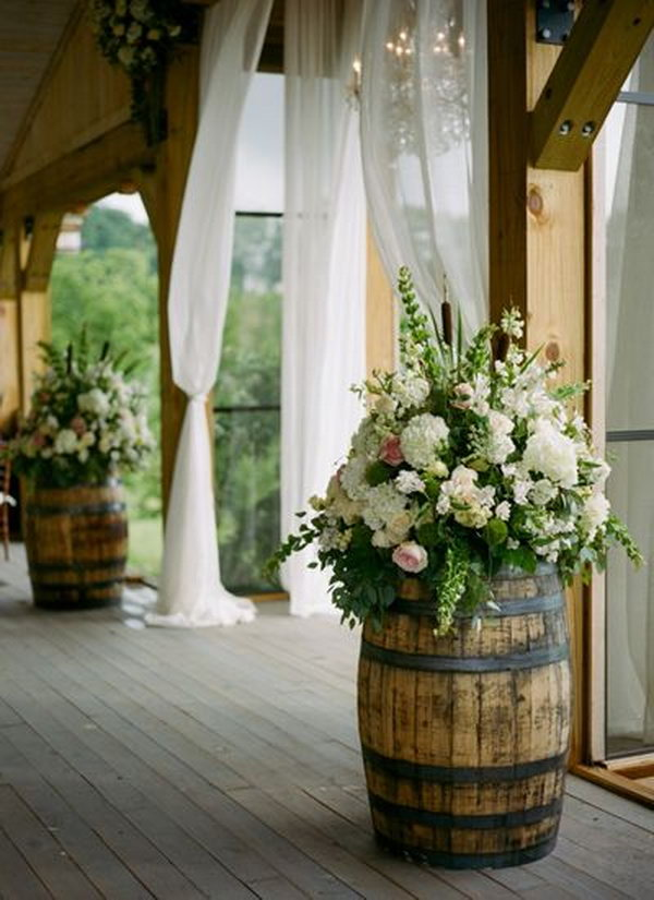 39 Beautiful Rustic Wedding Ideas
