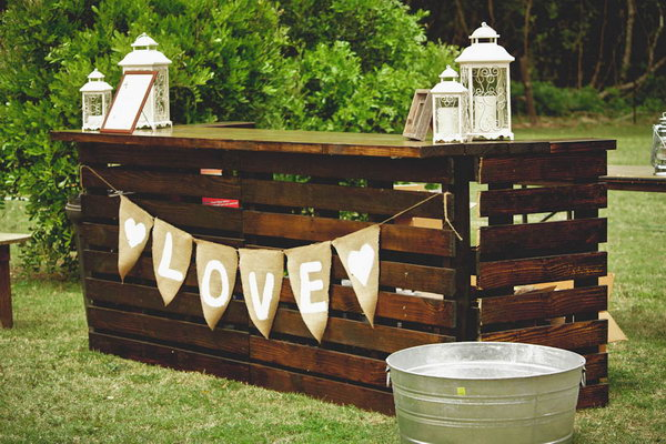 43 Beautiful Rustic Wedding Ideas
