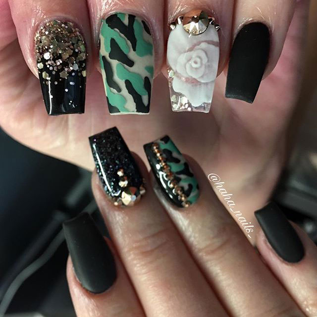 5-Camouflage-Nail-Designs