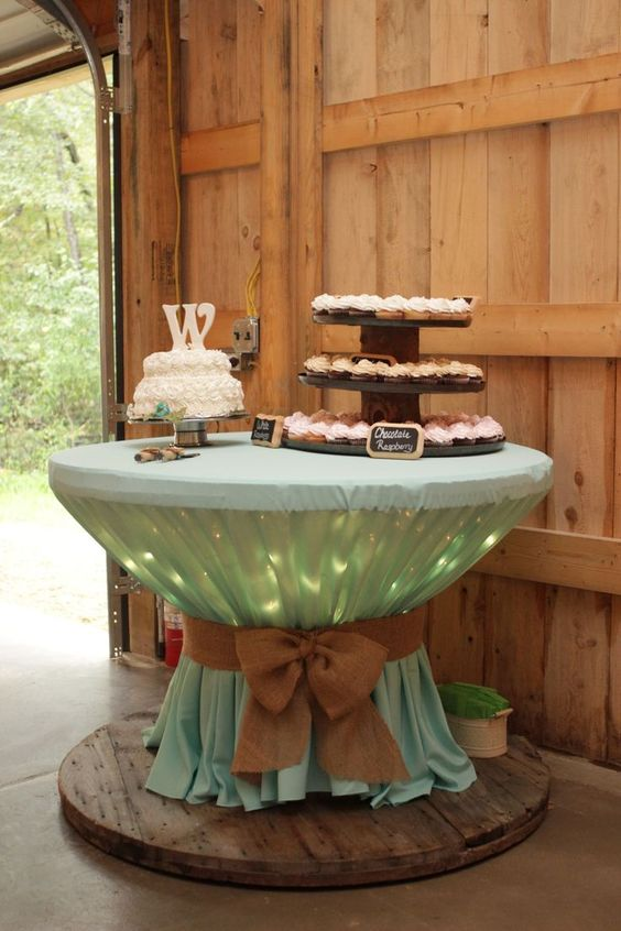 6 Beautiful Rustic Wedding Ideas
