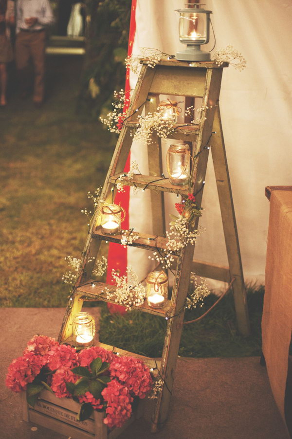 8 Beautiful Rustic Wedding Ideas