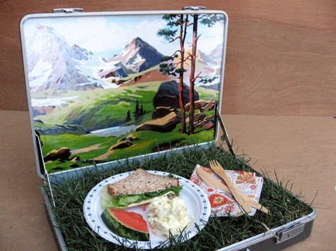 10 DIY Lunch Boxes and Bags