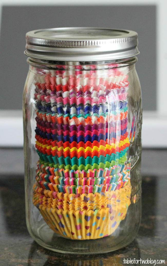 11 Amazing Ideas For Organizing With Mason Jars