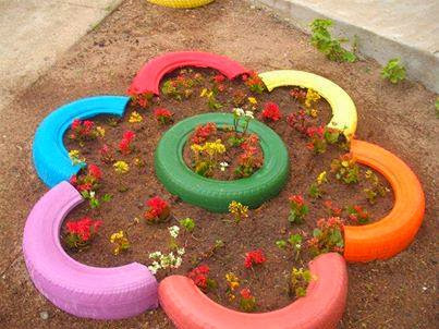 11 Creative and Cool Ways To Reuse Old Tires