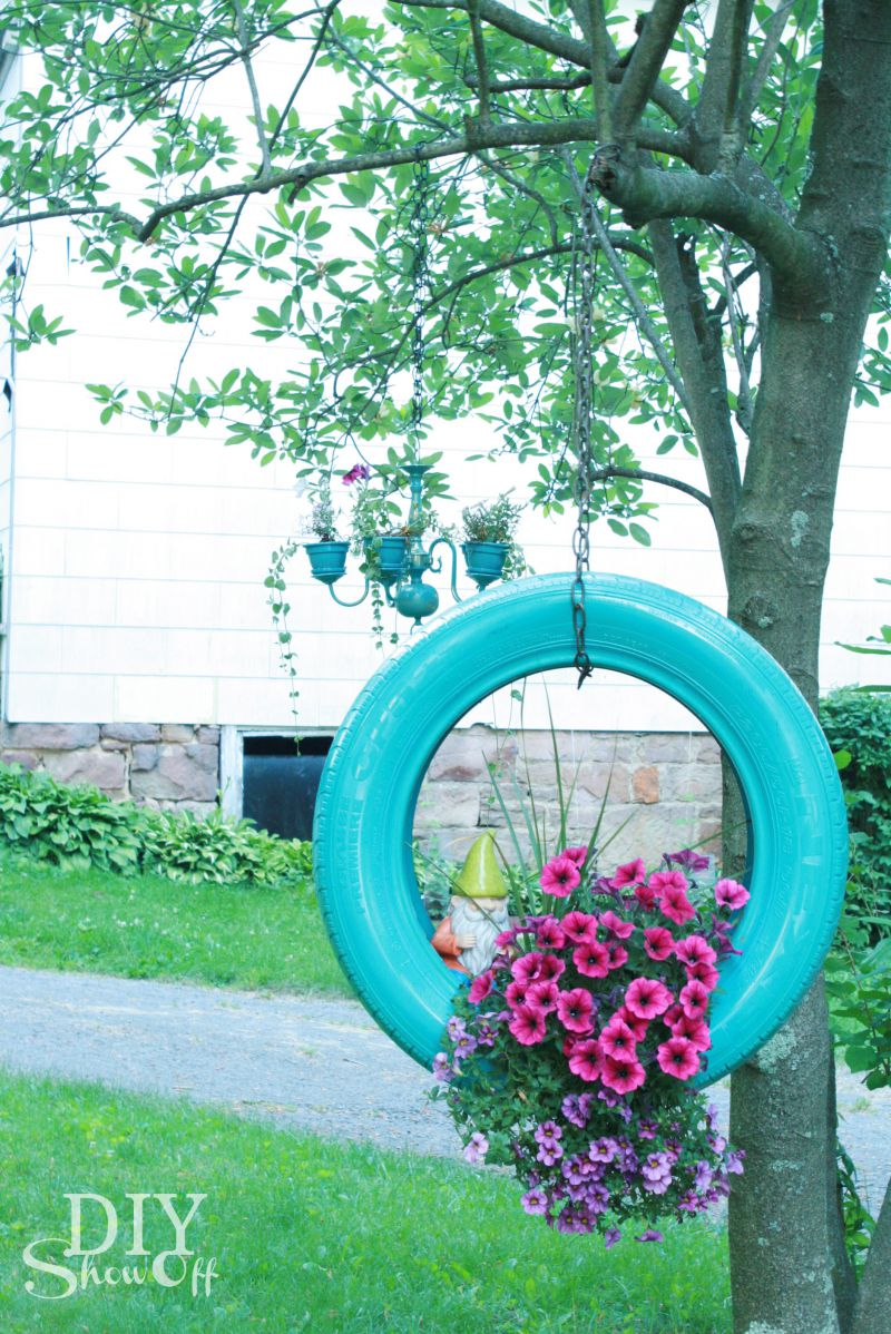 13 Creative and Cool Ways To Reuse Old Tires