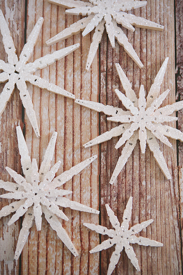14 Fun and Easy Snowflake Craft Projects