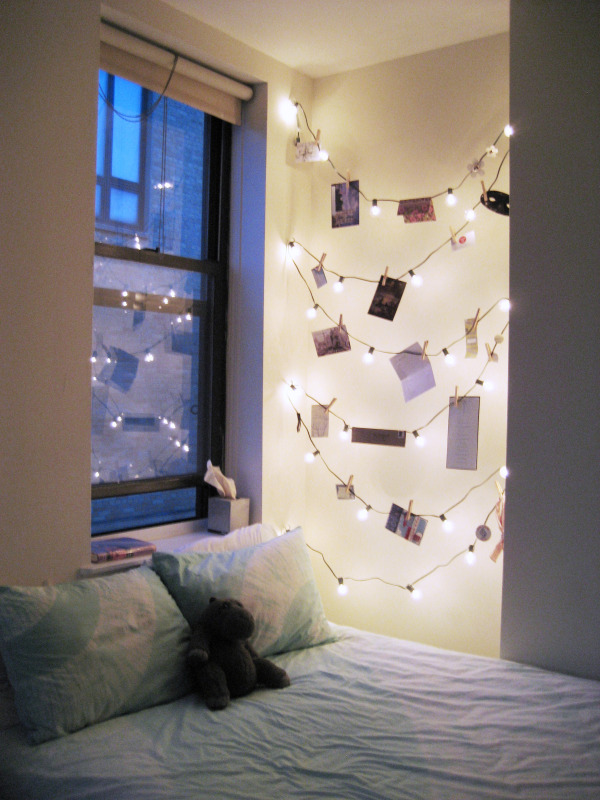 14 Unique Ways to Decorate With String Lights