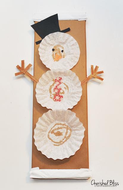 15 Creative and Fun Snowman Craft Ideas